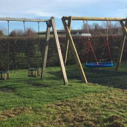 New Play Area Equipment