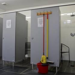 Shower block  small