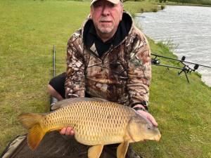 Fishing May 2021 - Rosie's Lake